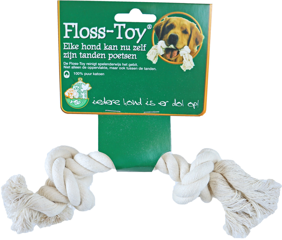 Boon Floss-Toy Small wit