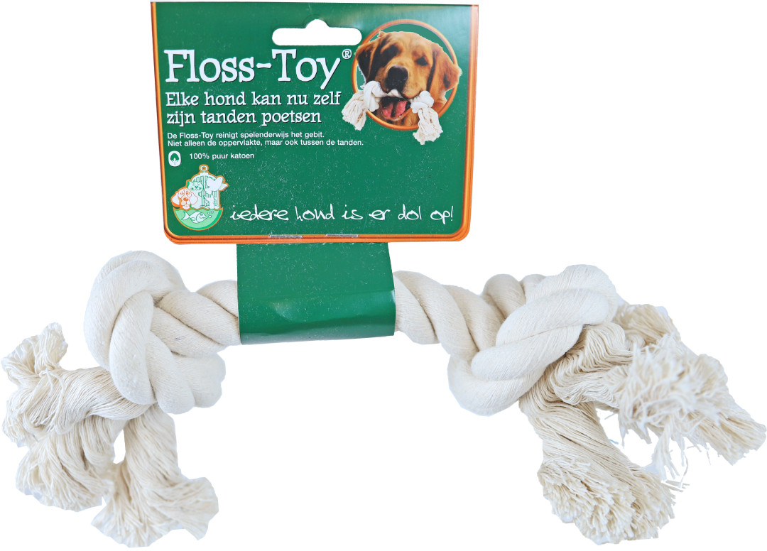 Boon Floss-Toy Medium wit