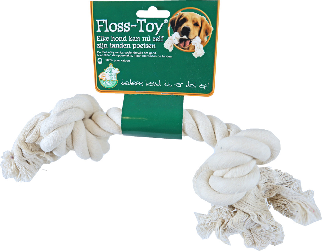 Boon Floss-Toy Large wit
