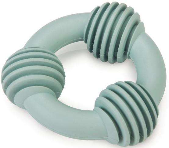Beeztees Puppy dental ring groen