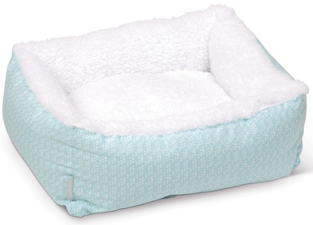 Beeztees Puppy ligbed Nappy blauw