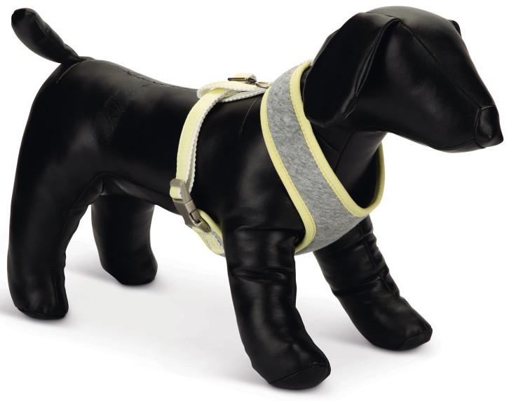 Beeztees Puppy borsttuig Bronda grijs