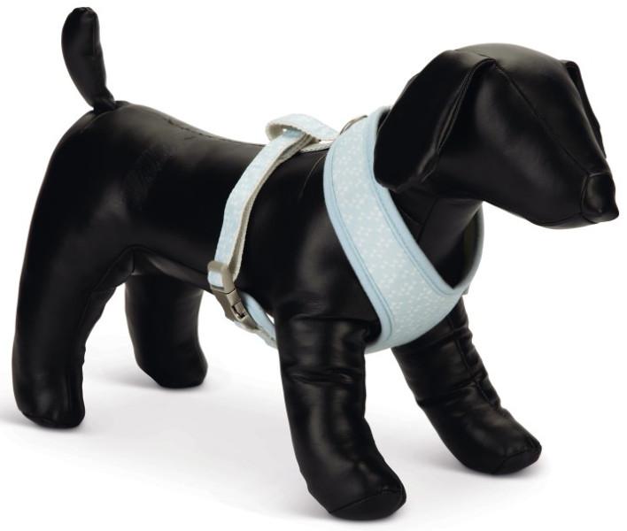 Beeztees Puppy borsttuig Harno blauw