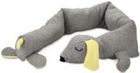 Beeztees Puppy knuffel Cosy Doggy 120 cm grijs thumb
