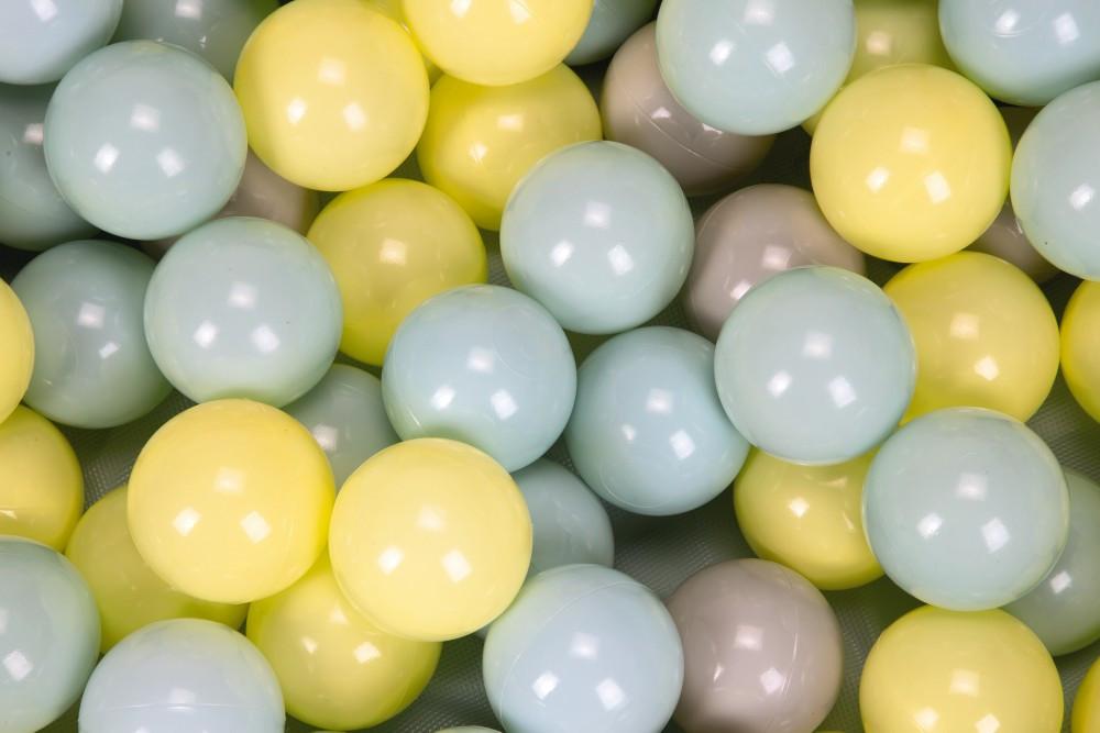 Beeztees Puppy speelballen voor ballenbad 200 st
