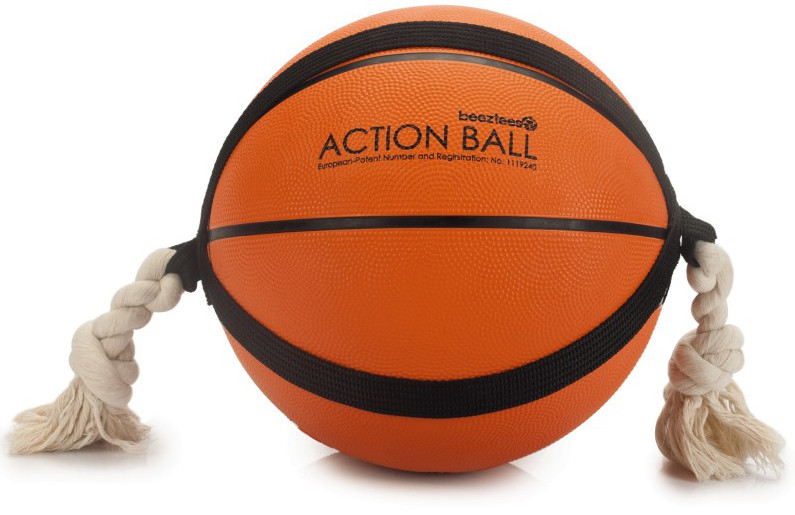 Beeztees Action basketbal oranje