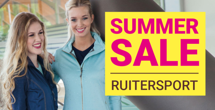 Ruitersport Summer Sale!
