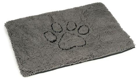 Dirty Dog droogloopmat grijs