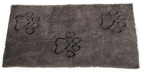 Dirty Dog droogloper grijs