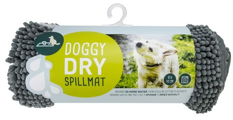 Doggy Dry Spillmat
