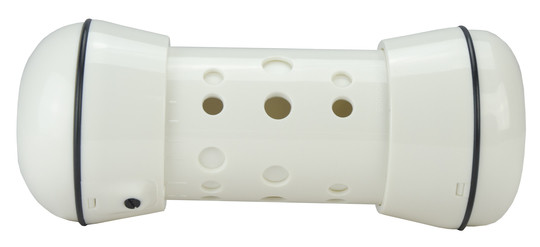 Pipolino voerdispenser Kat > 2 kg wit