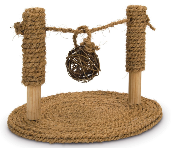 Beeztees coconut rope speelbrug