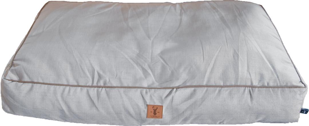 Boony EST. 1941 hondenkussen Highland grey