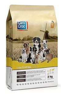 CaroCroc hondenvoer Low Energy 3 kg