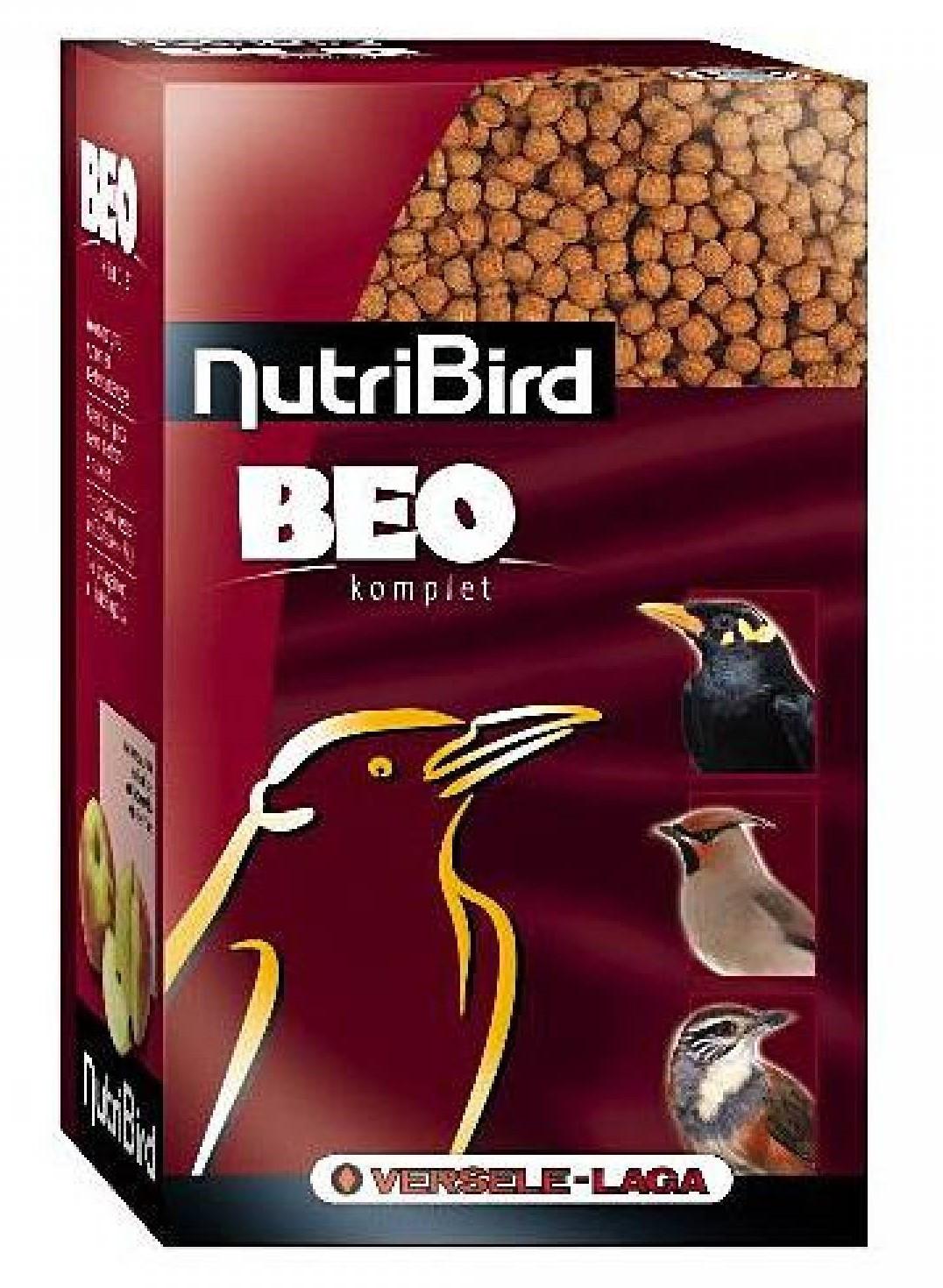 Nutribird Beo komplet 500 gr