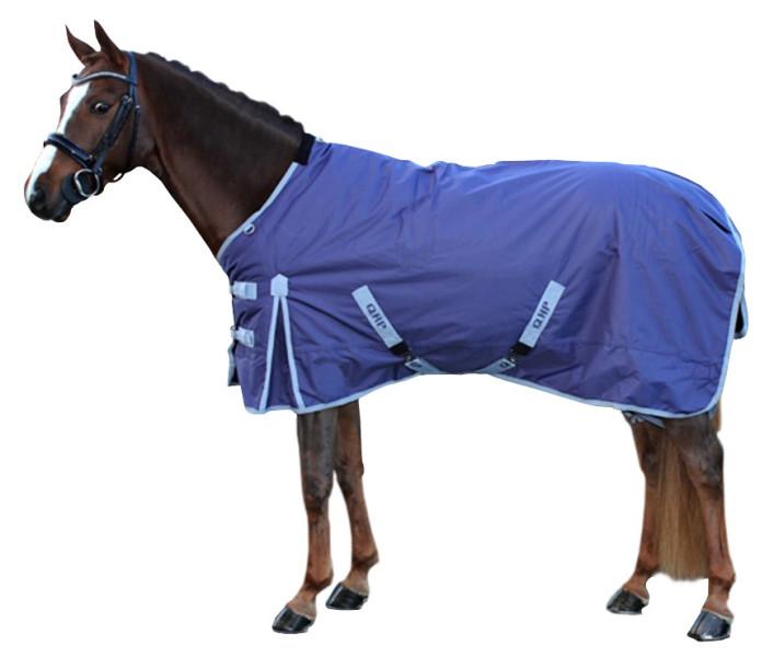 QHP regendeken 0 gr donkerblauw