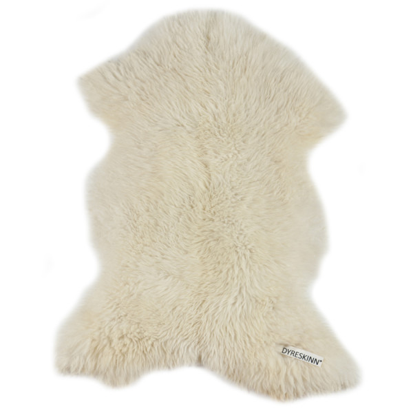 DYRESKINN schapenvacht wit