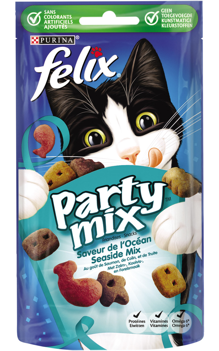 Felix Party Mix Seaside 60 gr