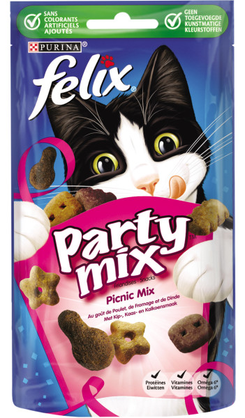 Felix Party Mix Picnic Mix 60 gr