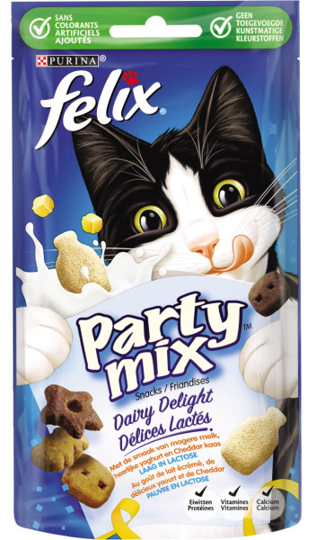 Felix Party Mix Dairy Delight 60 gr