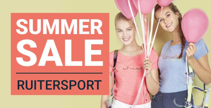 Ruitersport Summer Sale!