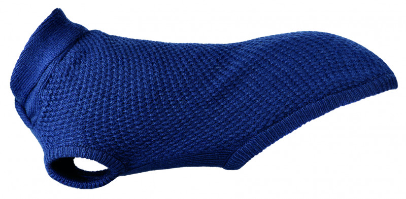 TRIXIE trui Carnia blauw