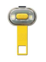 Max & Molly veiligheidslampje Matrix Ultra LED geel thumb