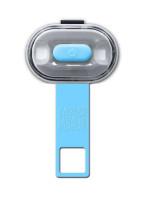 Max & Molly veiligheidslampje Matrix Ultra LED blauw thumb