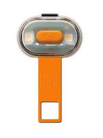 Max & Molly veiligheidslampje Matrix Ultra LED oranje thumb