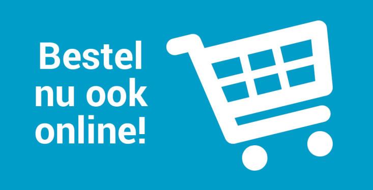 Bestel nu ook gemakkelijk online
