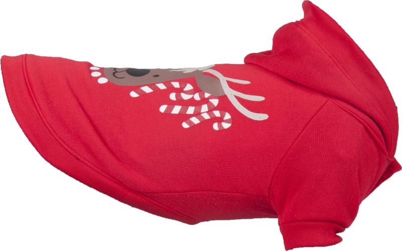 Kersttrui rood
