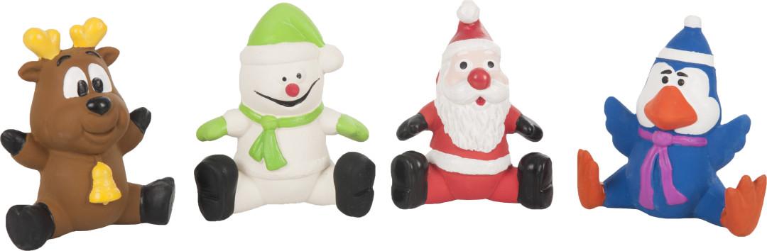 Kerstspeelgoed Figure assorti