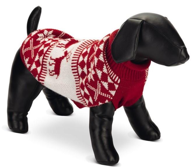 Kersttrui Mopshond.Hondenkleding Hondenjasjes In De Winkel Bolle Dier Tuin