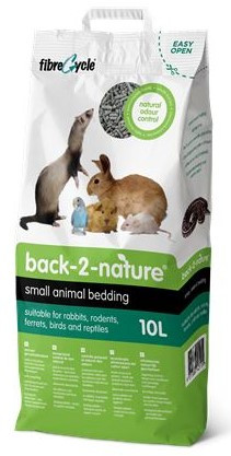 Back-2-Nature bodembedekking 10 ltr