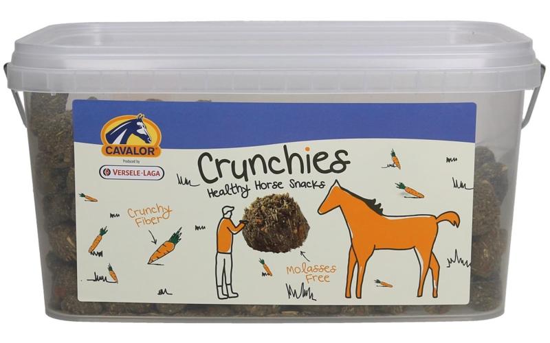 Cavalor Crunchies <br>1,5 kg