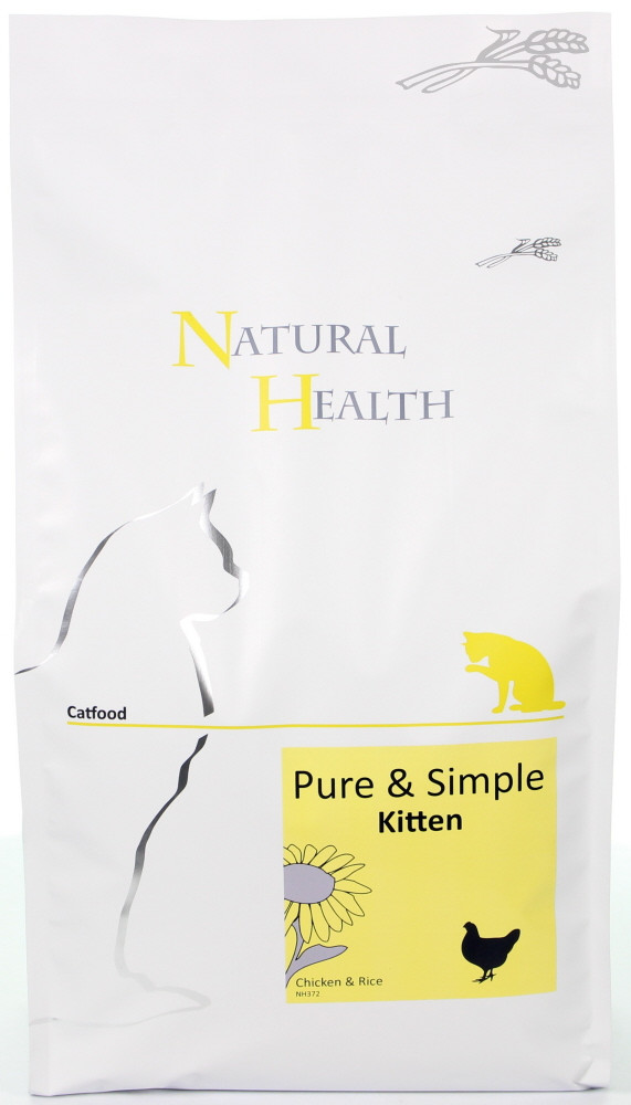 Natural Health kattenvoer Kitten 2,5 kg