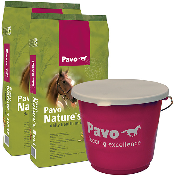 Pavo Nature's Best <br>15 kg