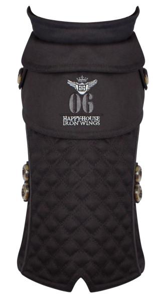Happy House Dogfashion jasje Black Wings