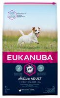 Eukanuba hondenvoer Active Adult Small Breed 12 kg thumb