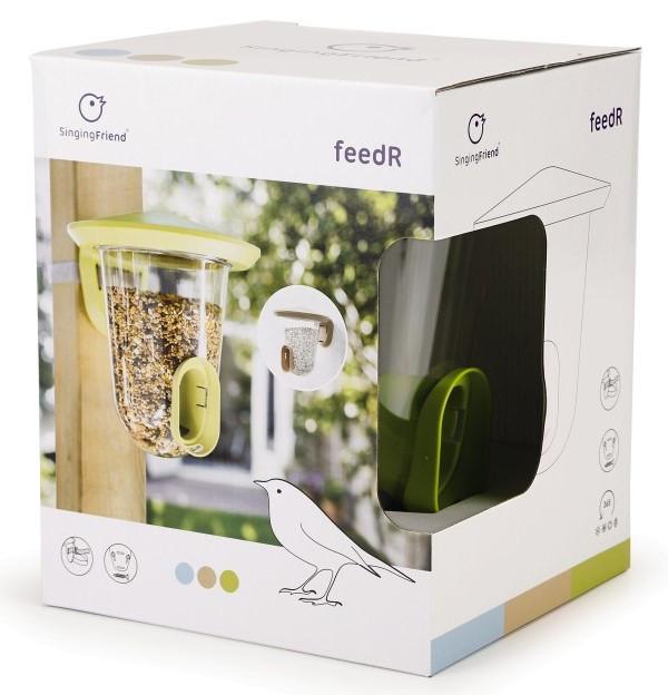 Beeztees Singing Friend feedR groen