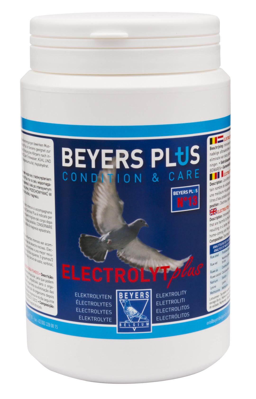 Beyers Electrolyt Plus 500 gr