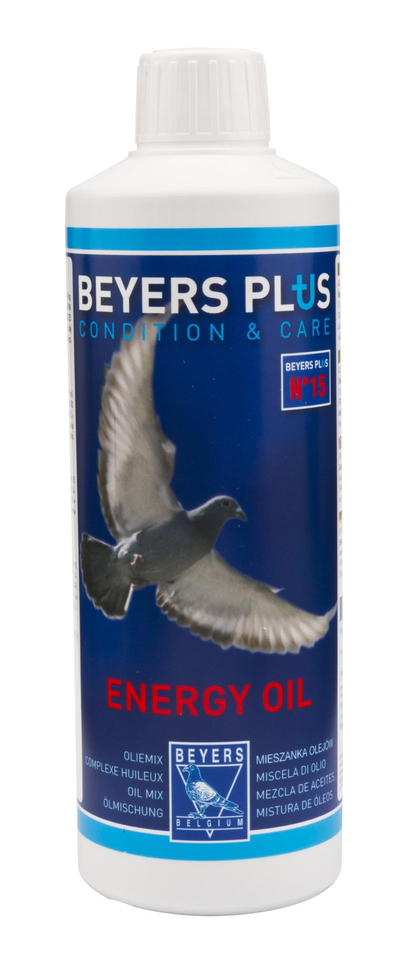 Beyers Energy Oil <br>400 ml