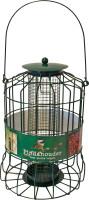 Pindahouder voor kleine vogels metaal groen thumb