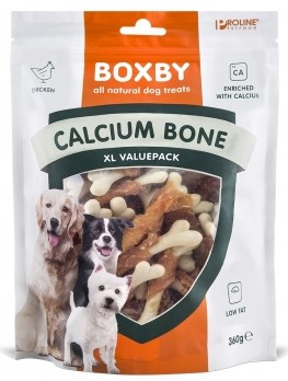 Proline Boxby Calcium Bone XL 360 gr