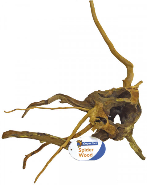 SuperFish Spiderwood medium