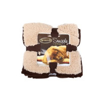 Scruffs Snuggle Blanket chocolate thumb