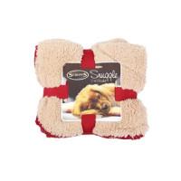 Scruffs Snuggle Blanket burgundy thumb