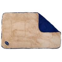 Scruffs Snuggle Blanket blue thumb