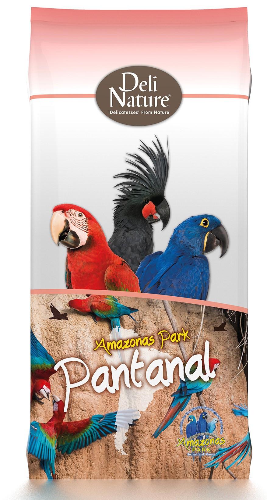 Deli Nature Amazonas Park Pantanal 2 kg