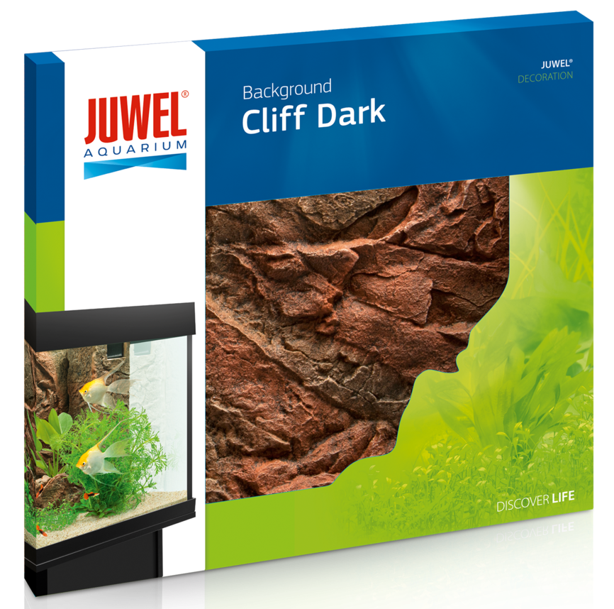 Juwel achterwand <br>Cliff Dark